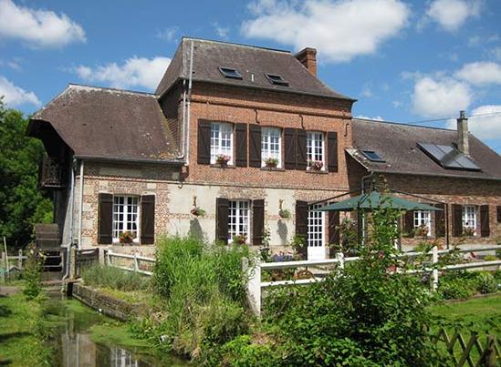 Chambres d 39 h tes le moulin de l 39 epinay - Chambre d agriculture de seine maritime ...